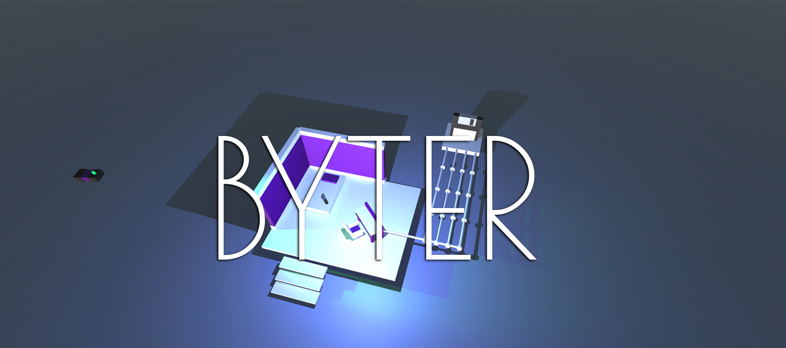 Byter, Open Source Clicker Game for GitHub Game Off 2016